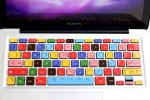Lego keyboard stickers for Mac makes you keyboard geeky and comfortable