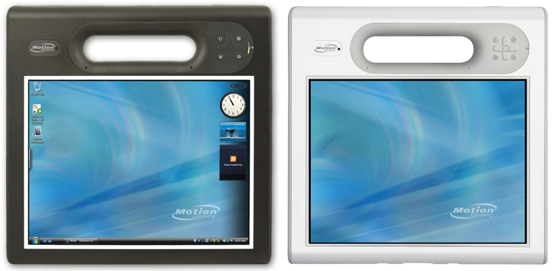 Motion F5v and C5v rugged tablets get Core i5 and i7