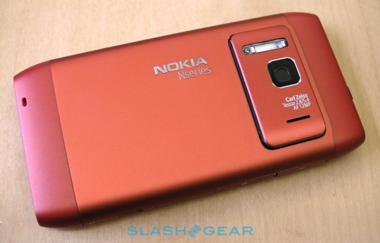 Nokia N8 benchmarks tip 180% speed boost over N97