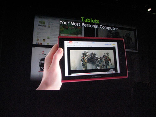 NVIDIA asks for patience in Tegra 2 tablet wait