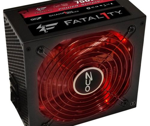 OCZ offers up new Fatal1ty branded modular 750W PSU