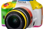 Did a box of Crayons throw up or is that the new Pentax K-x DSLR?