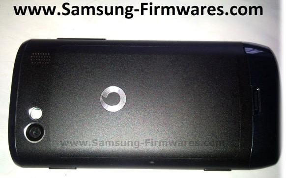 Samsung I8330 aka Vodafone H2 LiMo phone leaks