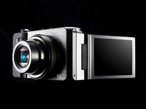 Samsung unveils new Blu EX1 digital camera