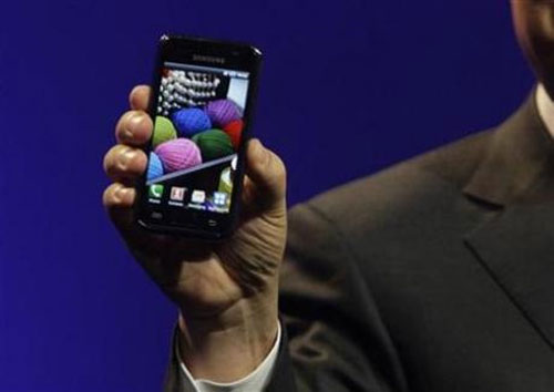 Samsung exec says smartphone shipments may grow 50% in 2010