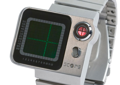 Scope Watch is perfect for replicants