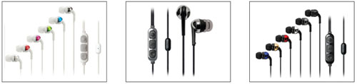 Scosche IDR655m, IDR355m, IDR355md, and IDR305m headphones now shipping