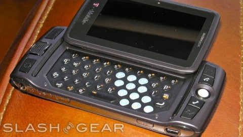 T-Mobile Sidekick Slide to be Android 2.1 based HD2 with QWERTY keyboard?