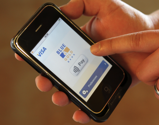 Visa In2Pay iPhone contactless payment system unveiled