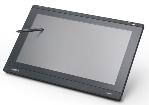 Wacom DTU-2231 and DTU-1631 interactive pen displays now available