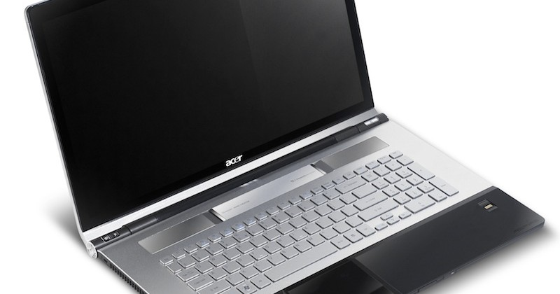 Acer Aspire AS8943G Series packs Core i7, Blu-ray, Full HD and Dolby Home Theatre