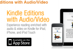 Amazon Kindle for iOS Now Supports Embedded Video and Audio
