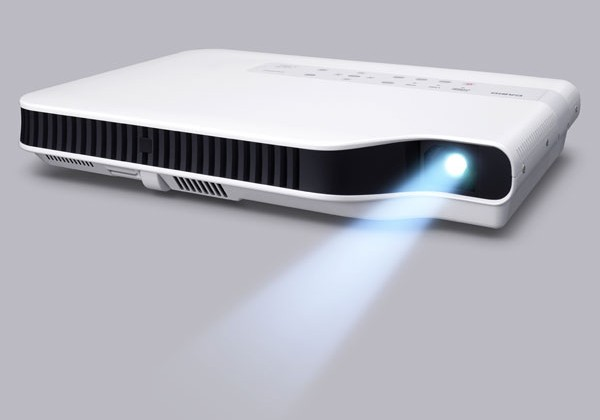 Casio Green Slim Projectors Available Now