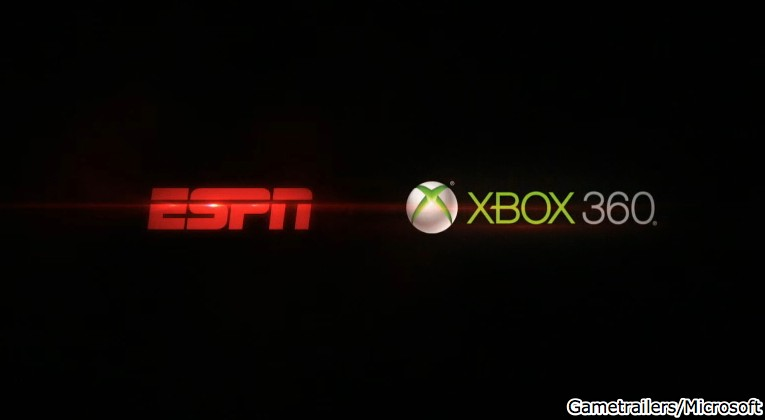 Microsoft Xbox 360 and ESPN Team-Up, Exclusively