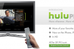 Hulu Plus Officially Announced