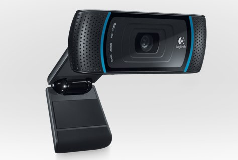 Logitech HD Pro Webcams outed: C910, C510, C310 & C270 [Video]