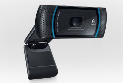 Logitech HD Pro Webcams outed: C910, C510, C310 & C270 [Video]
