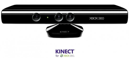Microsoft Kinect Available November 4th