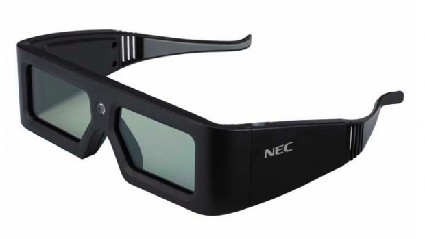 NEC NP216J-3D is a 3D-Enabled DLP Projector Unable to Play Blu-Ray 3D Movies