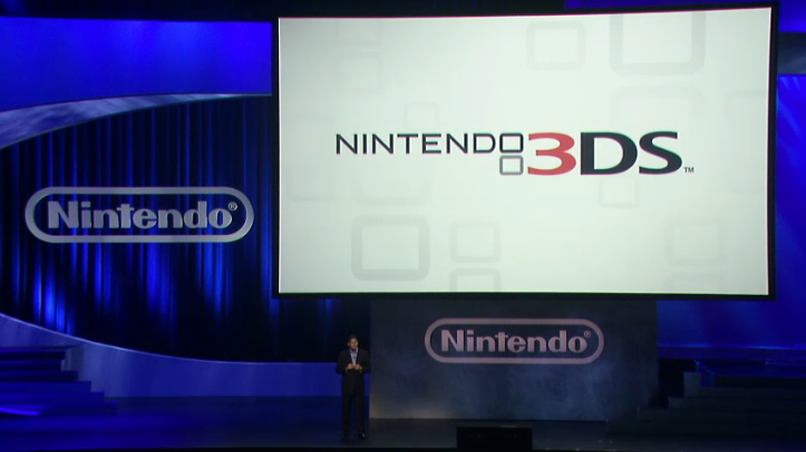 Nintendo 3DS Official: Touch Panel, 3D Without Glasses [Update]