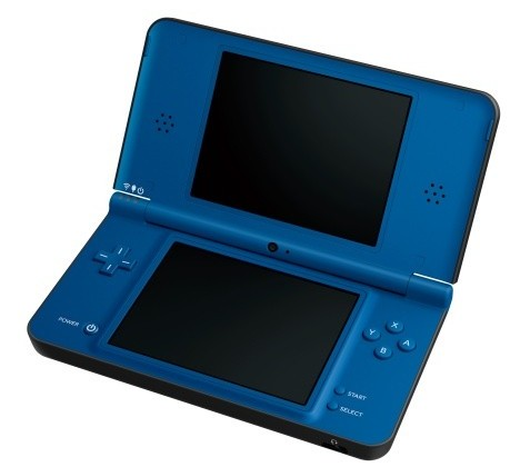 Nintendo DSi XL in Midnight Blue Coming to the US on July 11th