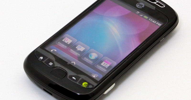 T-Mobile myTouch 3G Slide on sale today