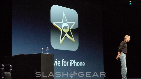 Apple iMovie is Coming to iPhone 4
