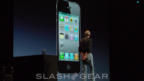 Apple iPhone 4 Officially Announced