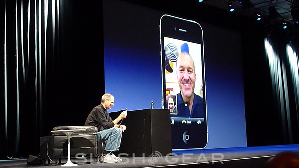 Apple FaceTime is Video Calling for iPhone 4 [Updated with Video]