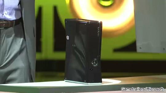 Microsoft Xbox 360 Slim Official: 250GB HDD, 802 11n WiFi