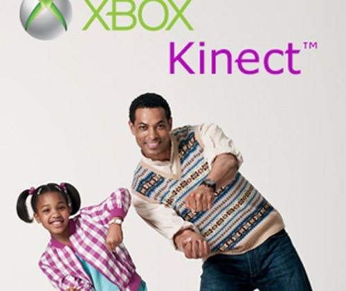 Microsoft Xbox Kinect Official Name for Project Natal