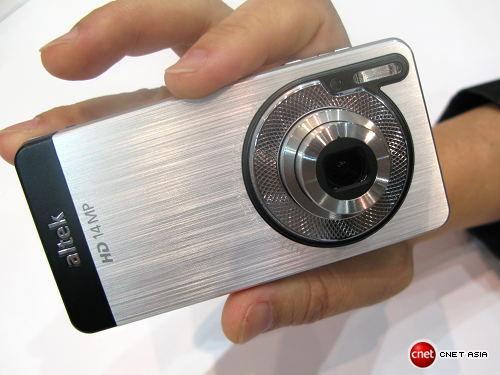 14-megapixel Altek Leo Android phone gets video demo