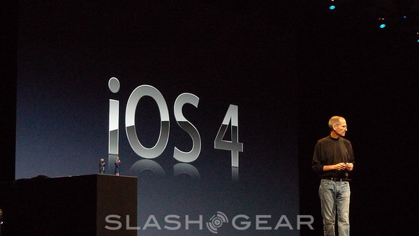 Apple iOS4 released for iPhone 3GS and 3G