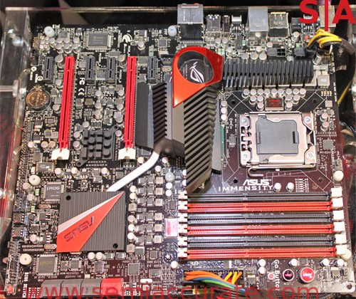 Asus mainboard gets onboard GPU and Lucid Hydra tech