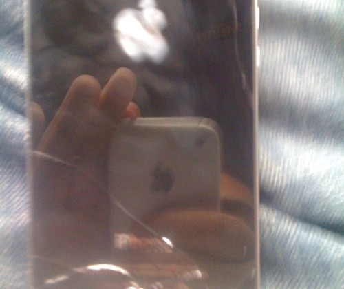 First iPhone 4 accidental smash prompts conspiracy theories