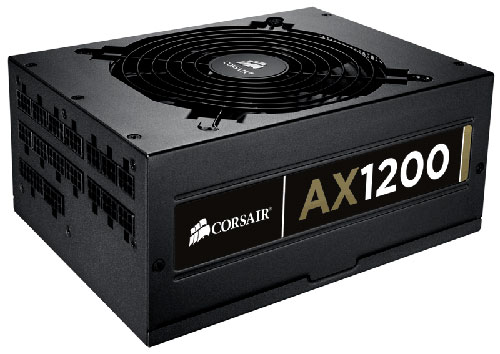 Corsair unveils new Pro Series Gold 1200W, 850W, and 750W PSUs