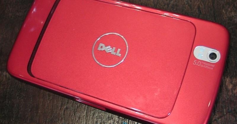 Unlocked $500 Dell Streak due in US come July