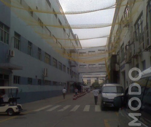 Foxconn resorts to stringing nets between buildings to stop suicides