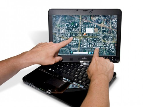 Fujitsu LifeBook TH700 convertible dual-mode tablet PC quietly outed