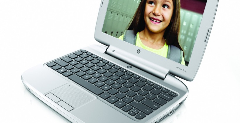 HP Mini 100e Education Edition targets classroom use