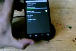 HTC EVO 4G Touchstone hack adds wireless charging [Video]