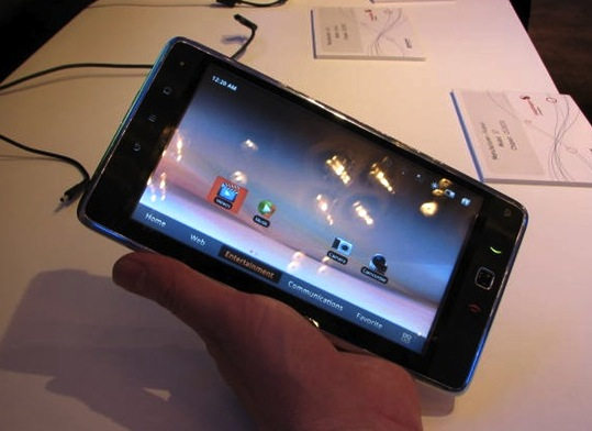 Huawei S7 shows up at Computex for some praise