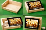 iBox is $25 Worth of Wood to Hold Your iPad