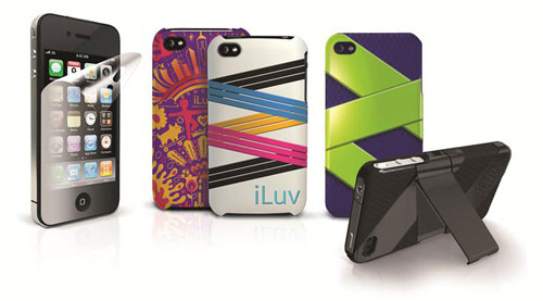 iLuv drops new line of iPhone 4 accessories