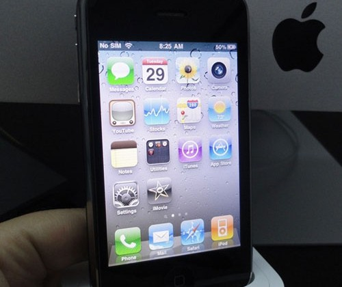 Geek ports iMovie to iPhone 3GS