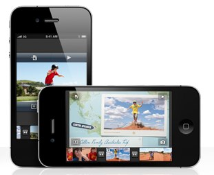 iMovie for iPhone 4 arrives in iTunes