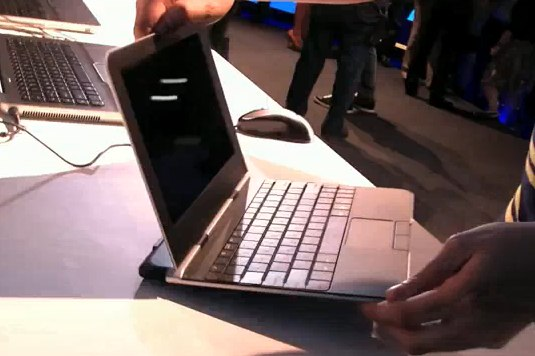 Intel Canoe Lake and second ultra-thin netbook designs get video demos