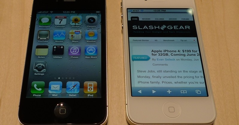 iPhone 4 Vodafone UK pricing goes live