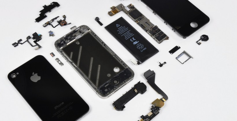 iPhone 4 teardown reveals 512MB RAM, Gorilla Glass & costly screen replacement