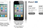 iPhone 4 up for pre-order: unlocked & SIM free in UK